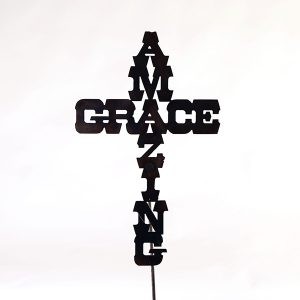 amazing grace stake | RS Welding Studio