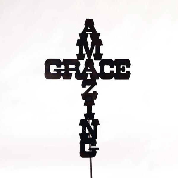 amazing grace stake | RS Welding Studio