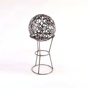 bicycle orb stand | RS Welding Studio