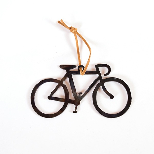 bicycle ornament | RS Welding Studio