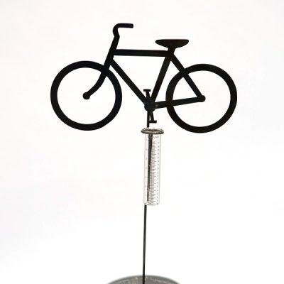 Bicycle Rain Gauge