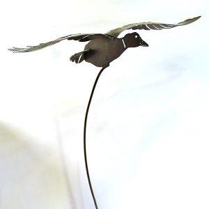 flying duck stake   RS Welding Studio