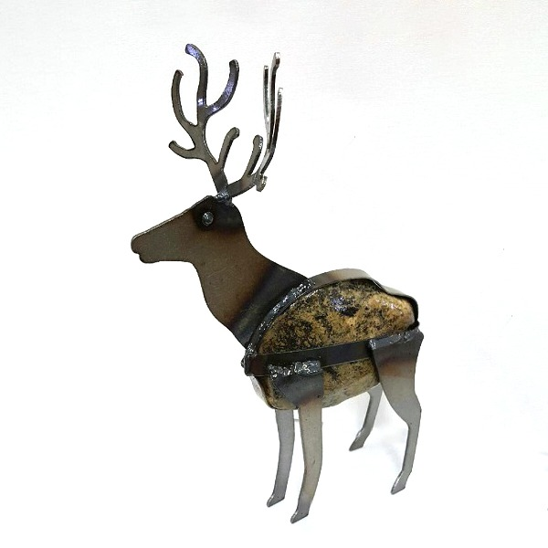 rock deer | RS Welding Studio