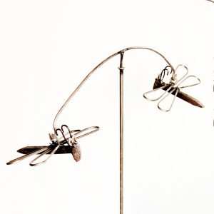 dragonfly flying stake | RS Welding Studio