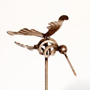 hummingbird stake | RS Welding Studio