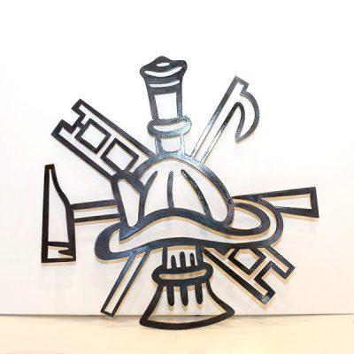 Fireman Crest