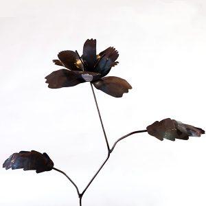 flower stake   RS Welding Studio