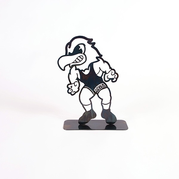 wrestling herky | RS Welding Studio