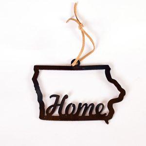 iowa home ornament | RS Welding Studio