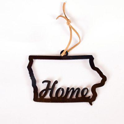 Iowa Home Ornament