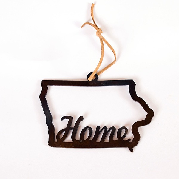 iowa home ornament | RS Welding Studio