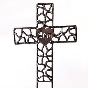 mom cross stake | RS Welding Studio