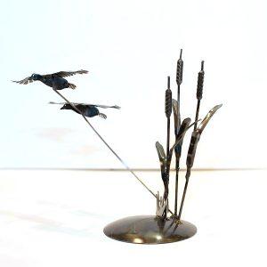 pheasants flying | RS Welding Studio