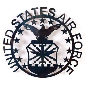 unites states air force emblem | RS Welding Studio