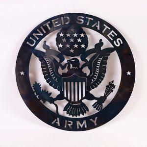 united states army emblem version 2   RS Welding Studio