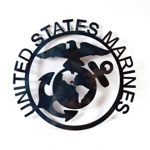 united states marines emblem | RS Welding Studio