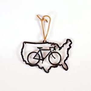 usa bicycle oranment | RS Welding Studio