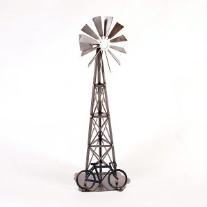 tabletop windmill bicycle iowa | RS Welding Studio
