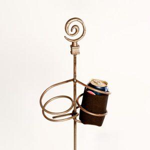 wine can holder | RS Welding Studio