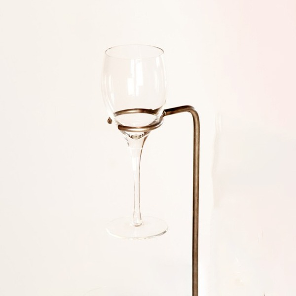wine glass holder | RS Welding Studio